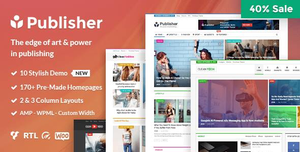 Share Publisher Theme Magazine, Newspaper and Blog Sites update 31/08/2020