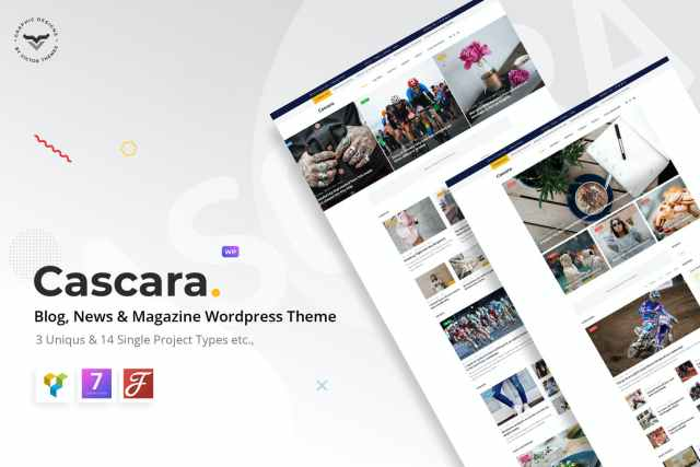 Share theme Cascara