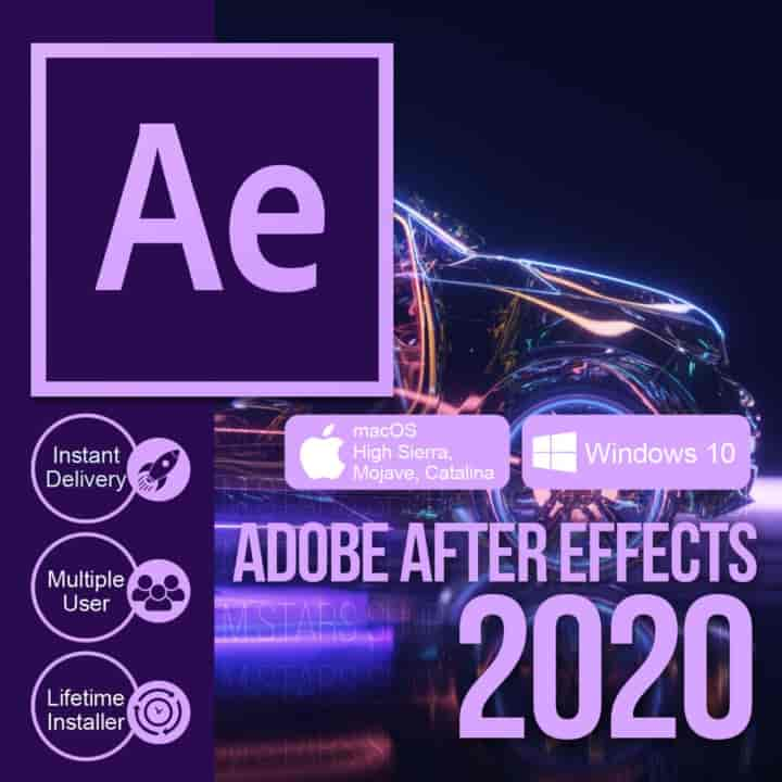 Tải Adobe After Effects CC 2020 Full link Google Drive